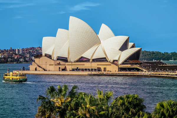Romantic Holidays in Australia